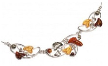 bracelet en ambre